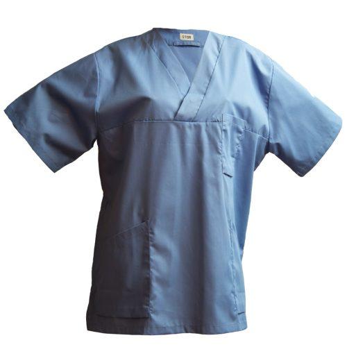 blus, bussarong, vårdkläder